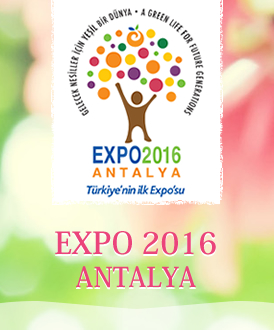 EXPO2016 ANTALYA Official WebSite